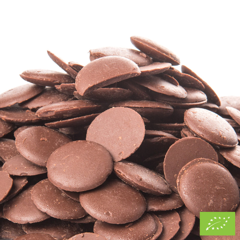 Cioccolato al Latte Bio 36%