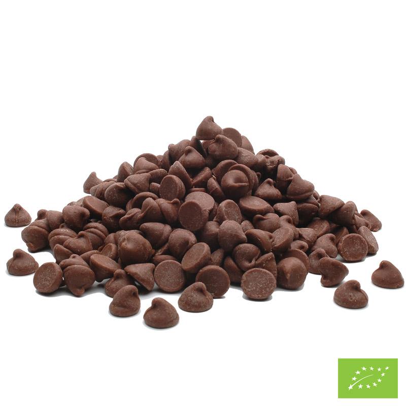 Gocce di Cioccolato Bio