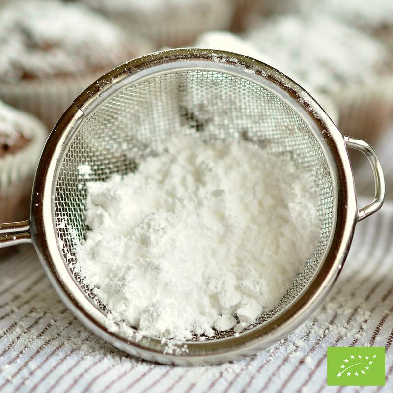 Zucchero a velo bio