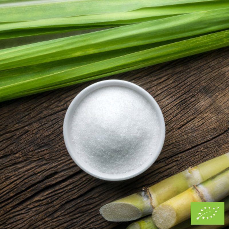 Zucchero di Canna Bianco Bio