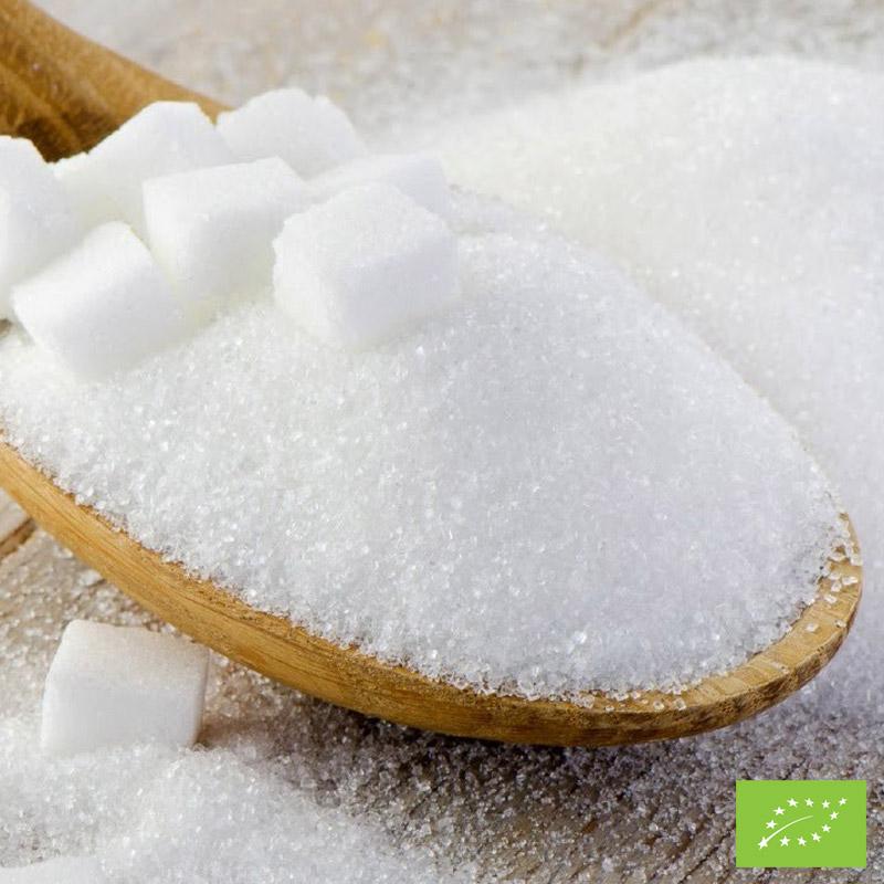 Lo Zucchero Bianco di Barbabietola Bio