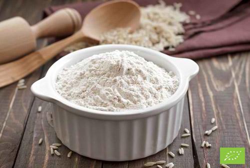 Amido di riso biologico
