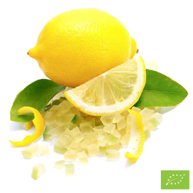 Limone Candito Bio